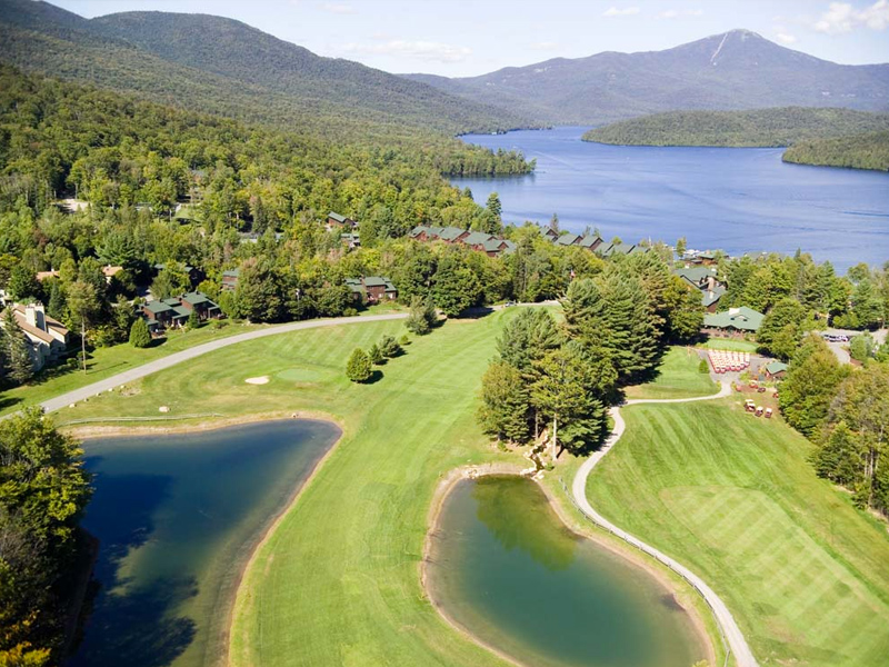 Whiteface Club and Resort on Lake Placid