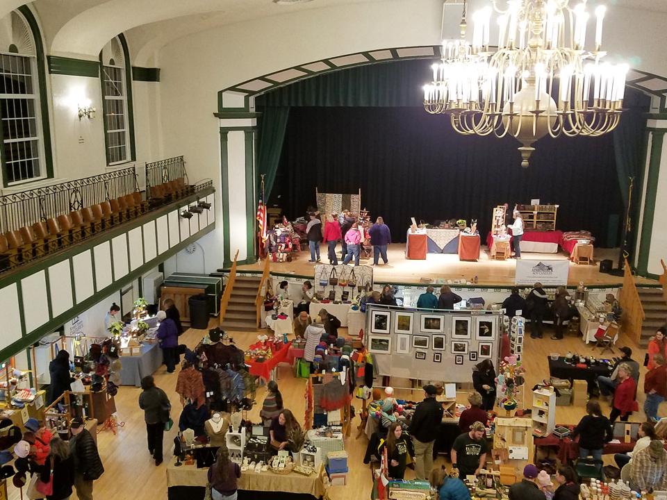 Sparkle Village Craft Show